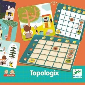 Djeco Образователна игра Topologix