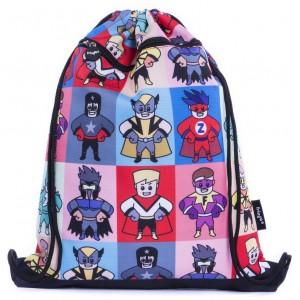 Fringoo спортна торба Superhero