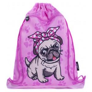 Fringoo спортна торба Pink Pug