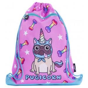 Fringoo спортна торба Pugicorn