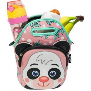 Fringoo неопренова чанта за храна Panda