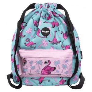Fringoo спортна торба Flamingo