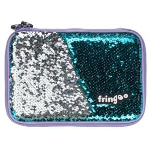 Fringoo несесер с пайети HOLOGRAM