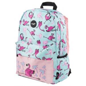 Fringoo ученическа раница Flamingo