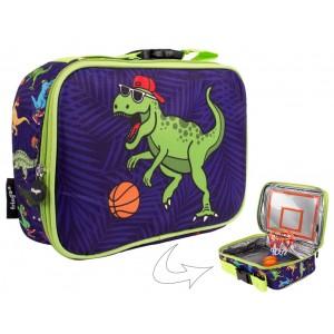 Fringoo термочанта Dinosaur с баскетболен кош