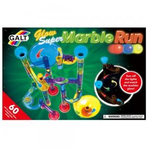 Galt писта със светещи топчета Glow Super Marble run
