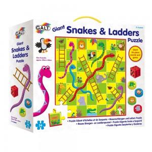 Galt Гигантски пъзел-игра Змии и стълби