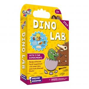 Galt Ужасяваща наука - Лаборатория за динозаври