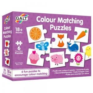Galt Пъзели за сортиране по цветове
