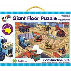 Galt  Гигантски пъзел – Строителни машини
