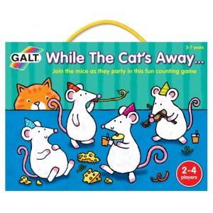 Galt  Детска игра Докато котките ги няма