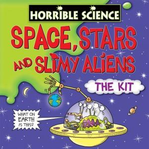 Galt Ужасяваща наука - Космос, звезди и лепкави извънземни