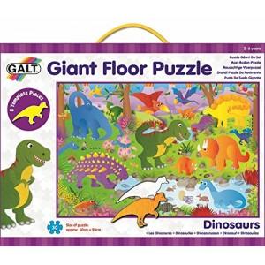 Galt  Гигантски пъзел – Динозаври