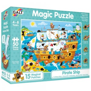 Galt Магически пъзел Пиратски кораб