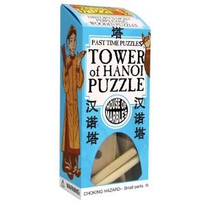 House of Marbles логически пъзел Древни загадки - Tower of Hanoi