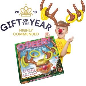 House of Marbles Парти игра O-Deer