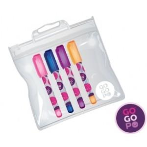 GOGOPO комплект мини гел химикалки