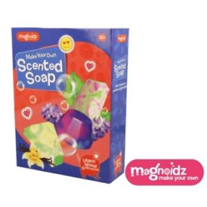MAGNOIDZ Направи си ароматни сапуни