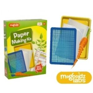 MAGNOIDZ Как се прави хартия