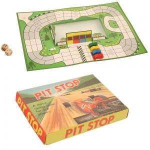 Vintage Classics настолна игра Pit Stop