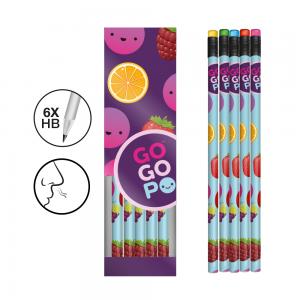 GOGOPO комплект ароматизирани моливи
