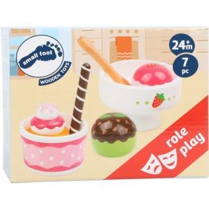 small foot комплект сладоледи