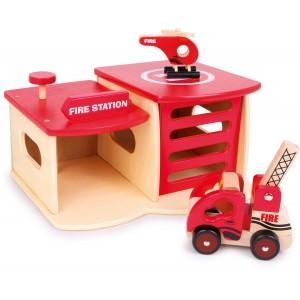 Legler пожарна