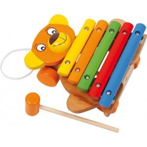 Legler ксилофон-мече за дърпане