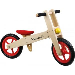 small foot дървено колело за баланс