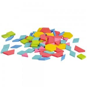 Lelin Toys дървена мозайка 250 части