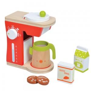 Lelin Toys детска кафемашина с аксесоари