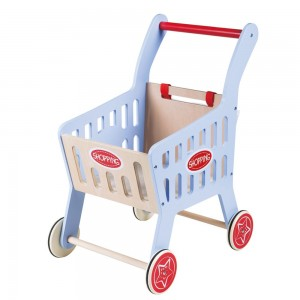 Lelin Toys детска количка за пазаруване