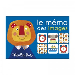 Moulin Roty мемо игра