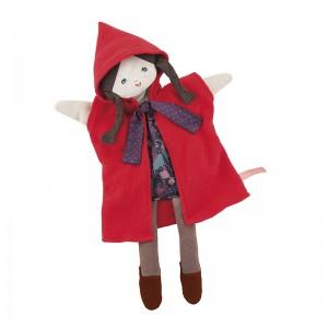 Moulin Roty кукла Червената шапчица