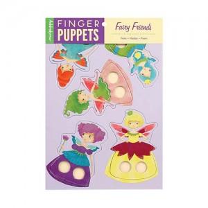 Mudpuppy кукли за пръсти – феи