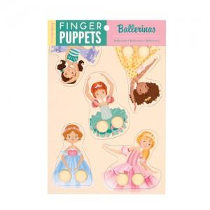 Mudpuppy кукли за пръсти – балерина