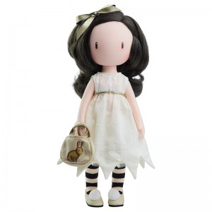 Gorjuss кукла I love you little rabbit - Santoro London