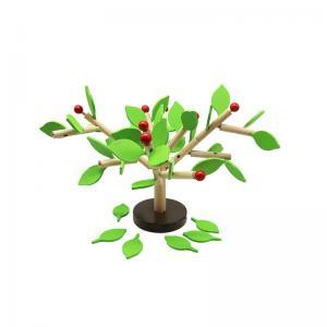 Pino Дървена игра за баланс Ябълково дърво