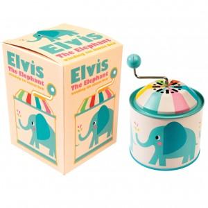 Elvis The Elephant латерна