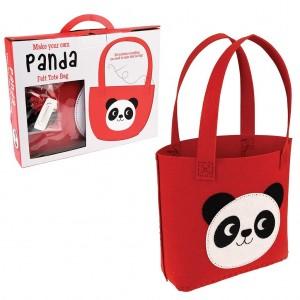 Уший си чанта Miko The Panda