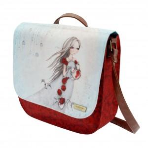 Santoro чанта Mirabelle Rose Tea