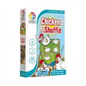 SmartGames игра размести кокошките