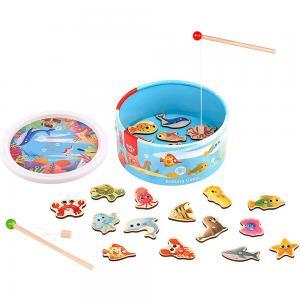 Tooky Toy На лов за рибки с магнити