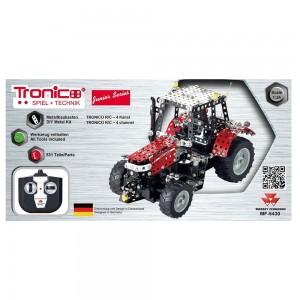 Tronico Метален конструктор Junior Serie Трактор Massey Ferguson с радио контрол