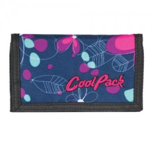 Cool Pack Flowers портмоне