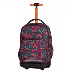 Cool Pack раница - тролей SWIFT Floral dream