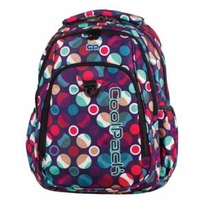 Cool Pack STRIKE ученическа раница Mosaic dots