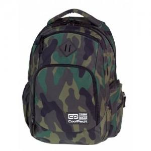 Cool Pack BREAK раница с две отделения Camouflage Classic