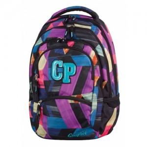 Cool Pack College ученическа раница Color strokes