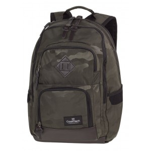 Cool Pack Unit Раница A568 Camo Olive Green